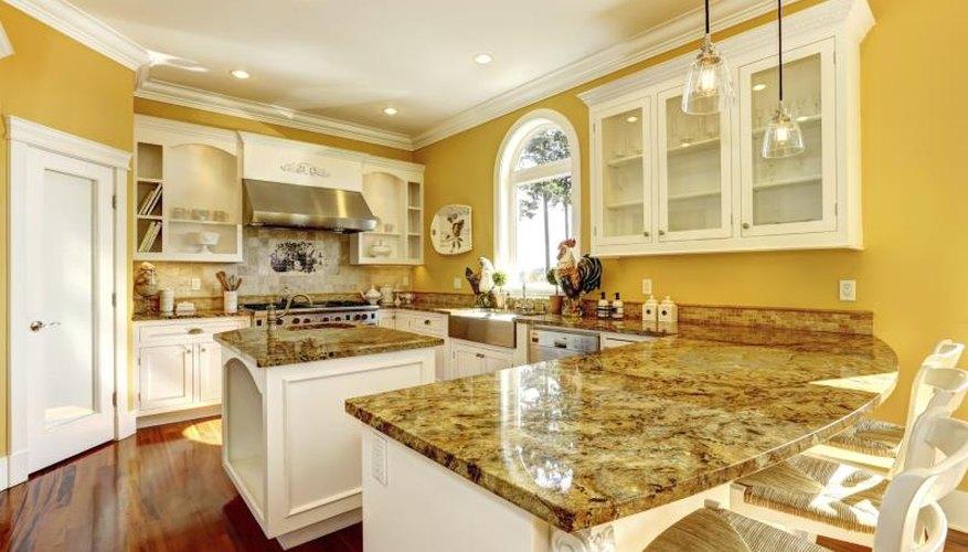 Corian Vs Granite Countertops Homesteady