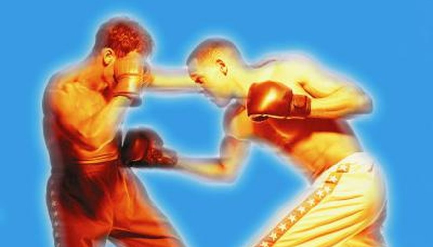Boxing techniques and combinations are great tools in both boxing and MMA competitions.