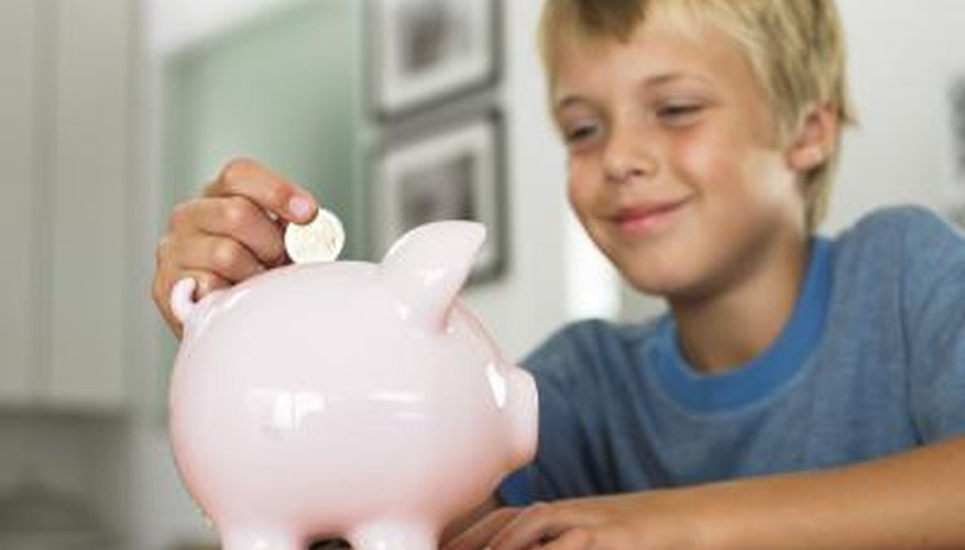 Children can earn money around their own neighborhood.
