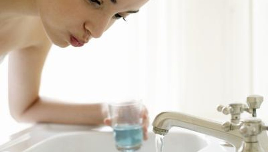 There are over 100 acceptable over-the-counter mouthwashes.