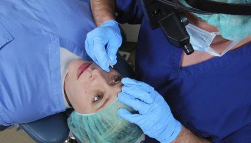 LASIK is a costly procedure not usually covered by insurance.