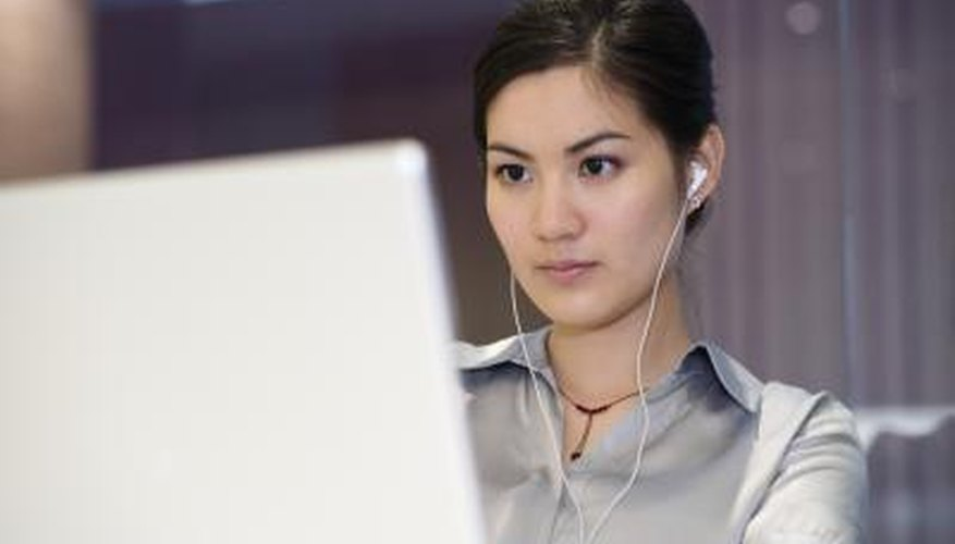 Hearing loss is a main side effect of listening to loud music.