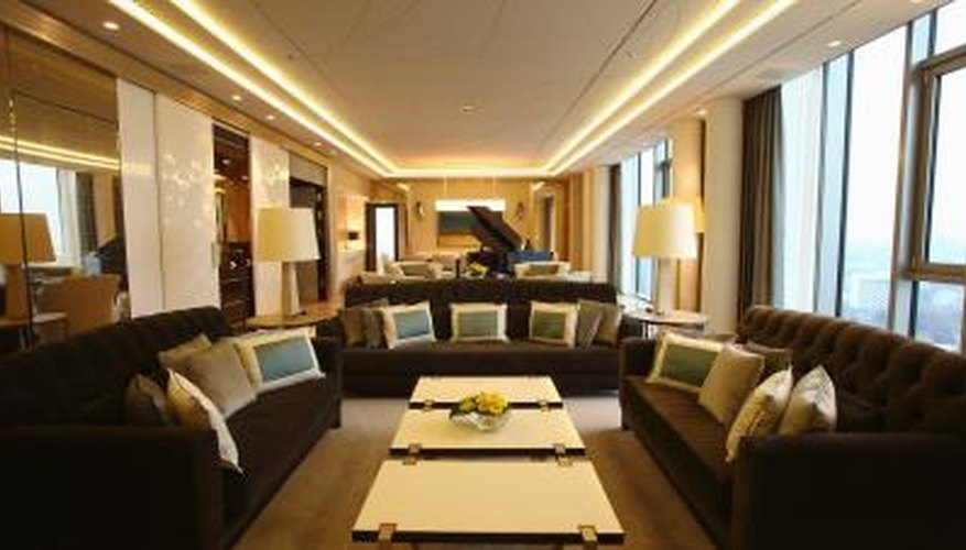 Hotel Presidential suite in Berlin, Germany