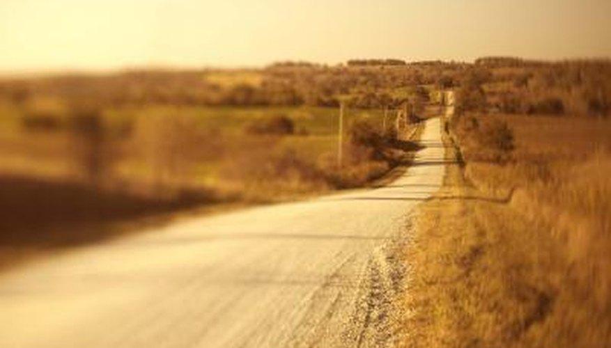 Road to Keokuk