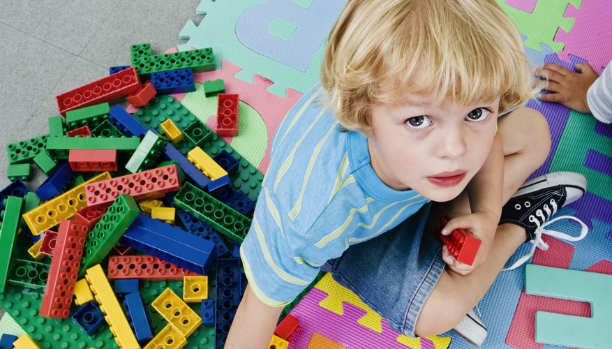 Children enjoy simple LEGO toys, but skillful artists can turn basic bricks into large, intricate designs.