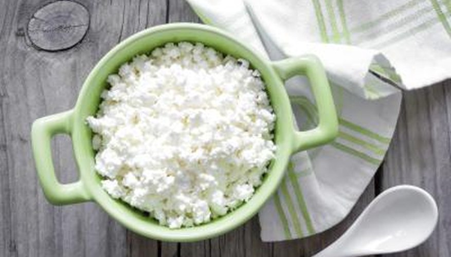 Cottage cheese is an efficient fat burner.