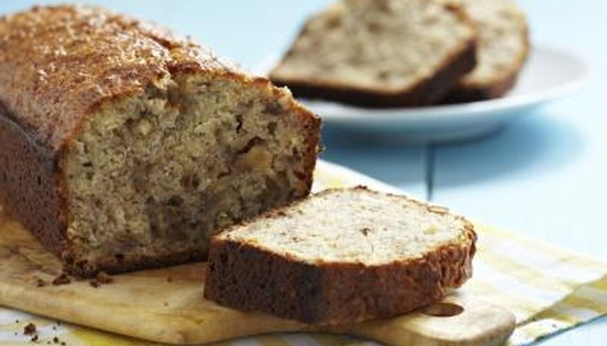 Bread may grow mold if left in a dark and moist environment.