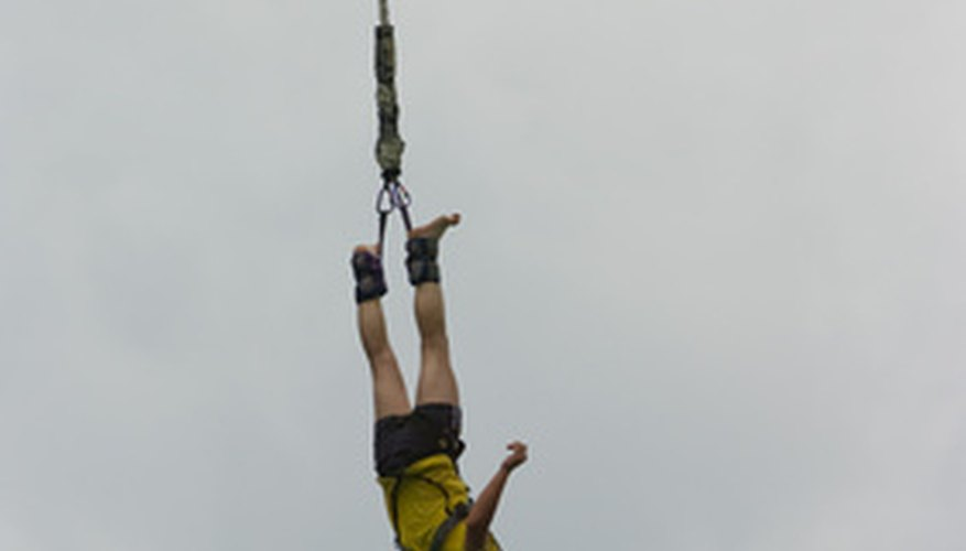 Bungee Jumping Can Be Extremely Safe When Precautions Are Taken