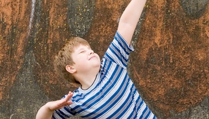 Kids can enjoy their imaginations with improvisational exercises.