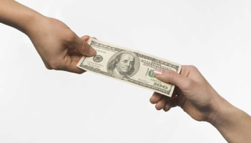 Federal law allows wide latitude for giving money to relatives.