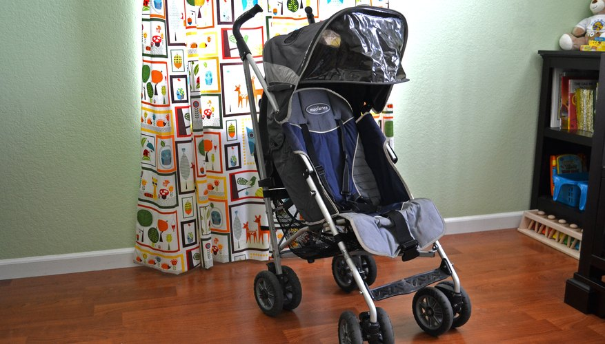 ... spilled food and drinks and all the other messes from daily life with a baby or small child can end up on your stroller. Maclaren strollers are made ... & How to Clean a Maclaren Stroller | How To Adult