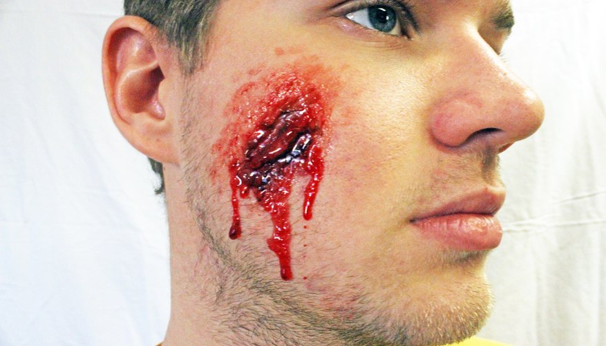 Homemade Special Effects Makeup | Our Pastimes