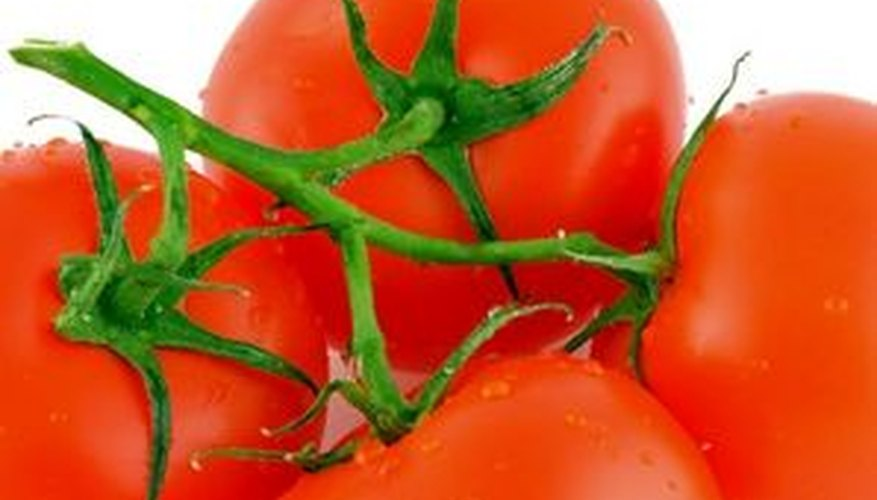 Get your juiciest tomatoes yet by spraying with an Epsom salt solution.