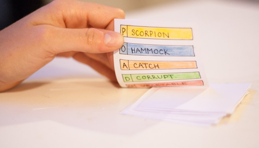How to make homemade pictionary cards our pastimes solutioingenieria Gallery
