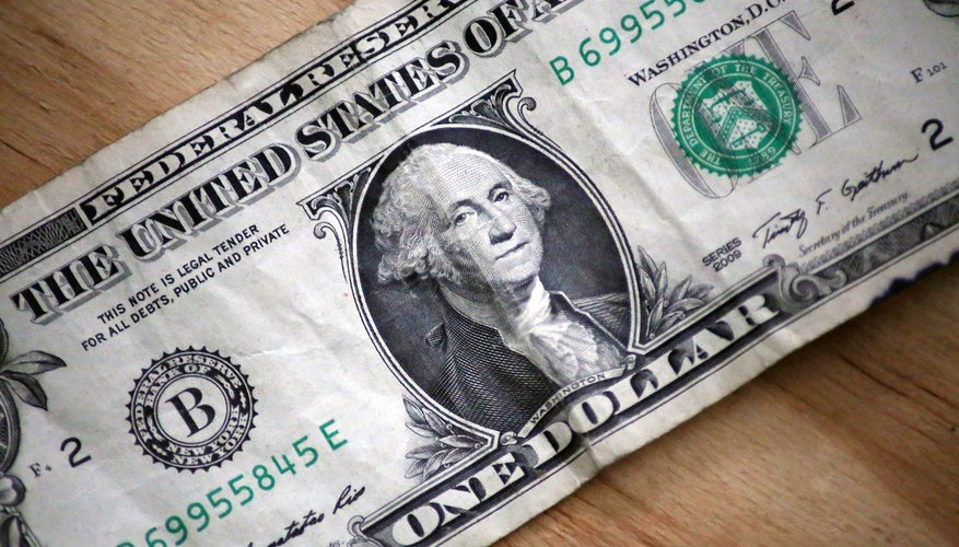 How to Tell a Fake Dollar Bill From a Real One | Our Pastimes