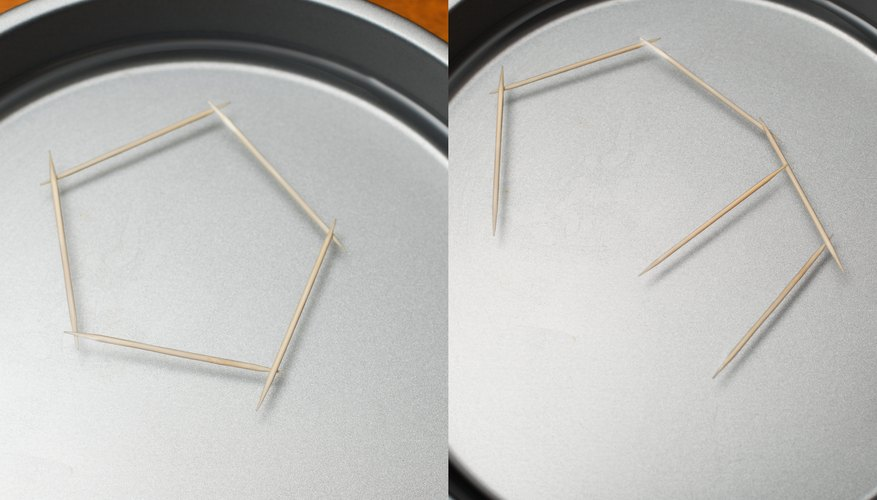 jumping toothpick magic trick