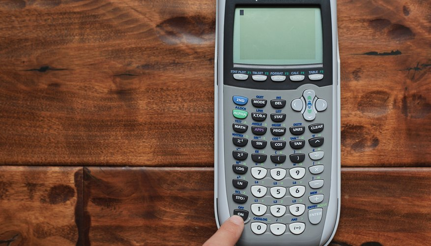 How to find p values using a texas instruments ti 83 calculator the ti 83 a graphing calculator manufactured by texas instruments is capable of calculating the p value for a normal distribution ccuart Gallery