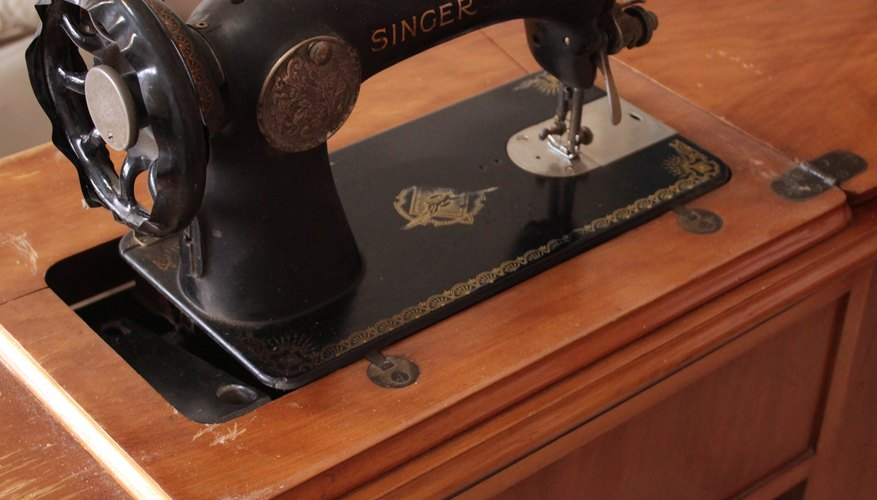 Identifying Vintage Sewing Machines
