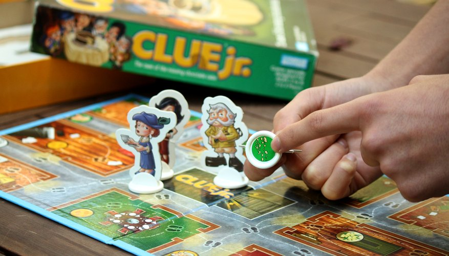 How To Play Clue Jr The Case Of The Missing Cake Our Pastimes