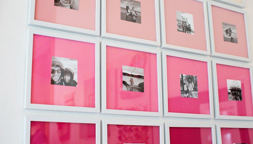 Las tiendas de arte son el mejor lugar para conseguir abundantes materiales para proyectos artísticos.