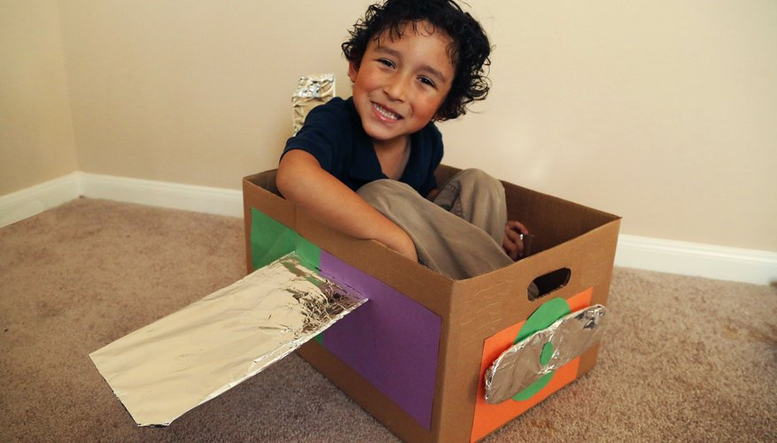 Airplane Crafts for Kids | Our Pastimes