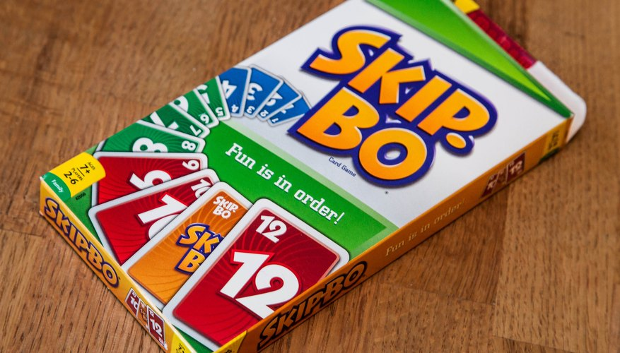 Skip Bo Card Game Instructions Our Pastimes
