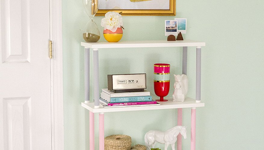 Building your own custom shelf is easier than you'd think.