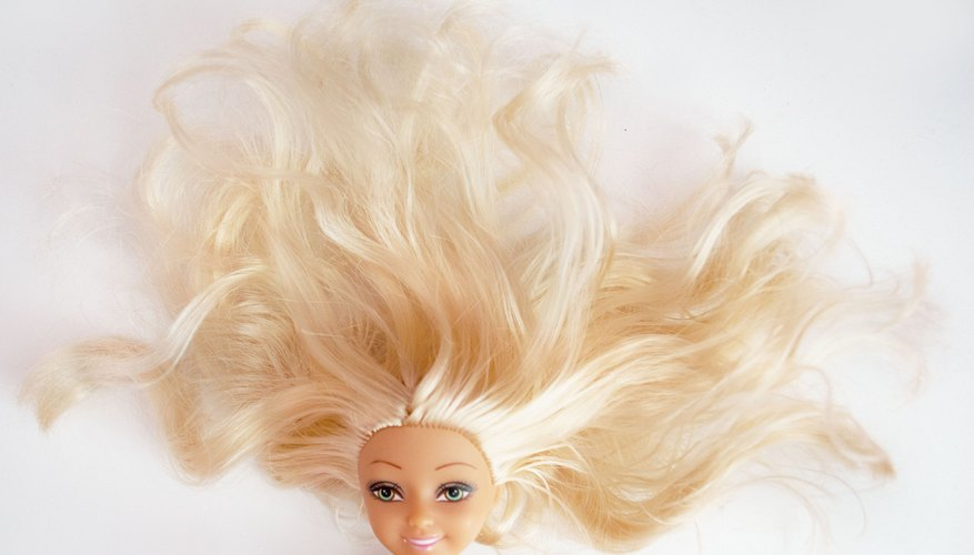 How To Curl Barbie Hair How To Adult