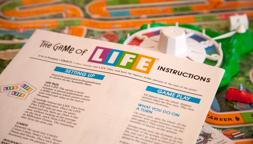 How to Set up and Play the Game of Life (with Pictures ...