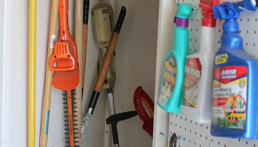 How To Properly Store Garden Tools Homesteady