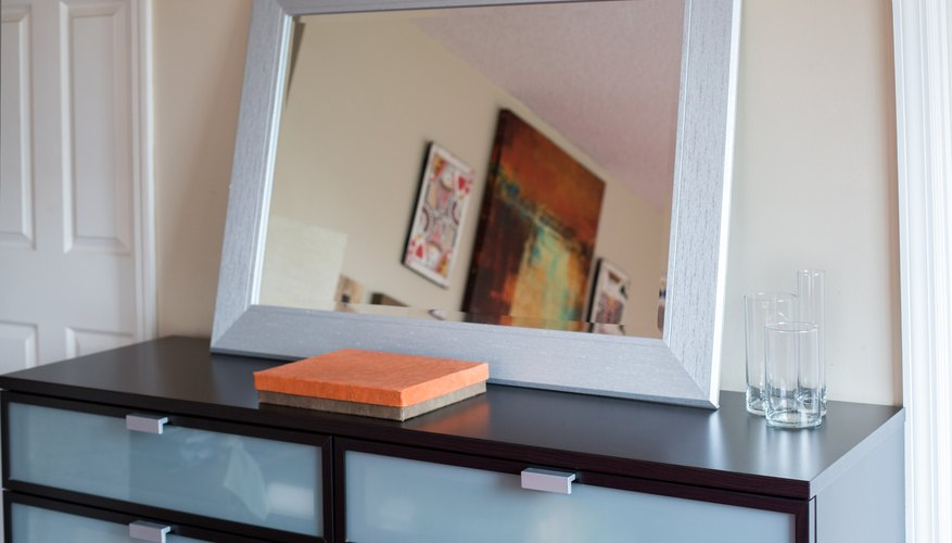 Decorating the Top of a Bedroom Dresser | HomeSteady
