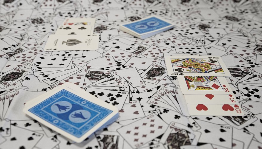 Fun Easy Card Games Our Pastimes