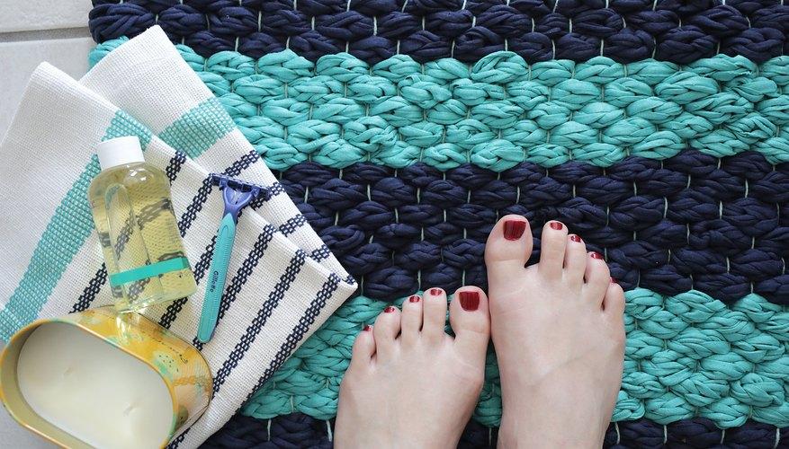 Disfrutarás la alfombra cada vez que utilices el baño.