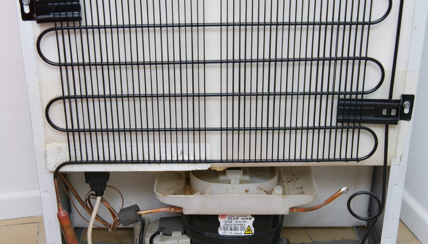 How To Repair A Refrigerator That Is Not Cooling Homesteady