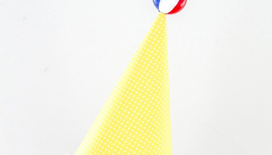 Las pelotas de playa en miniatura brindarán mucha diversión a la fiesta.