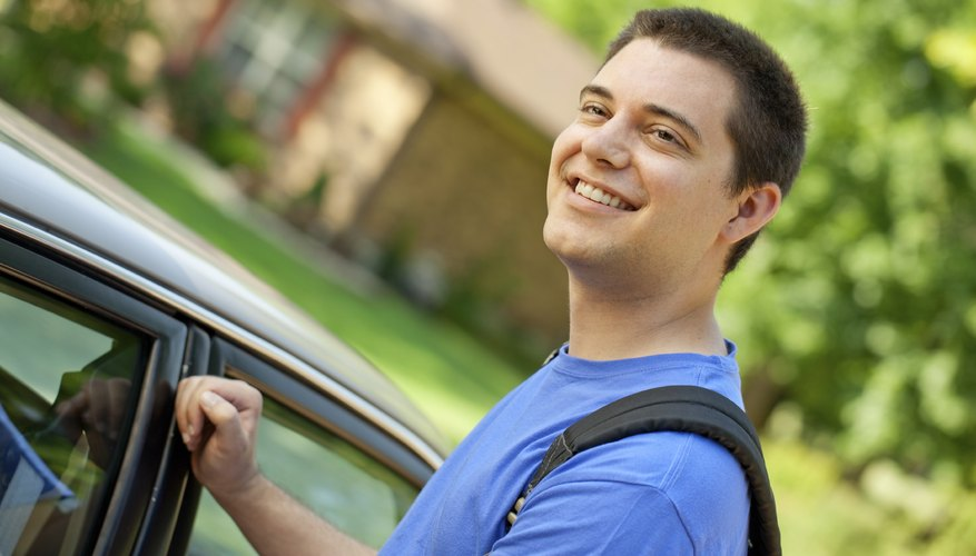 If you hold a B average in school, you might get a good car insurance discount.