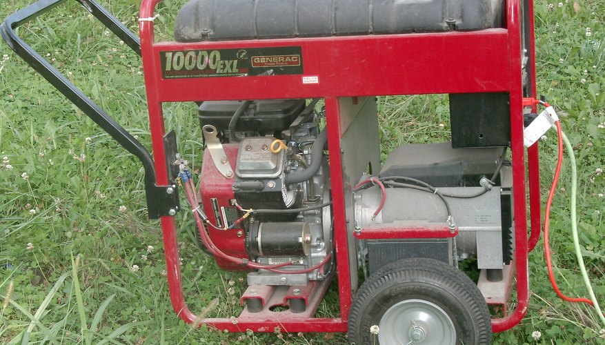 How to Troubleshoot a Coleman Generator