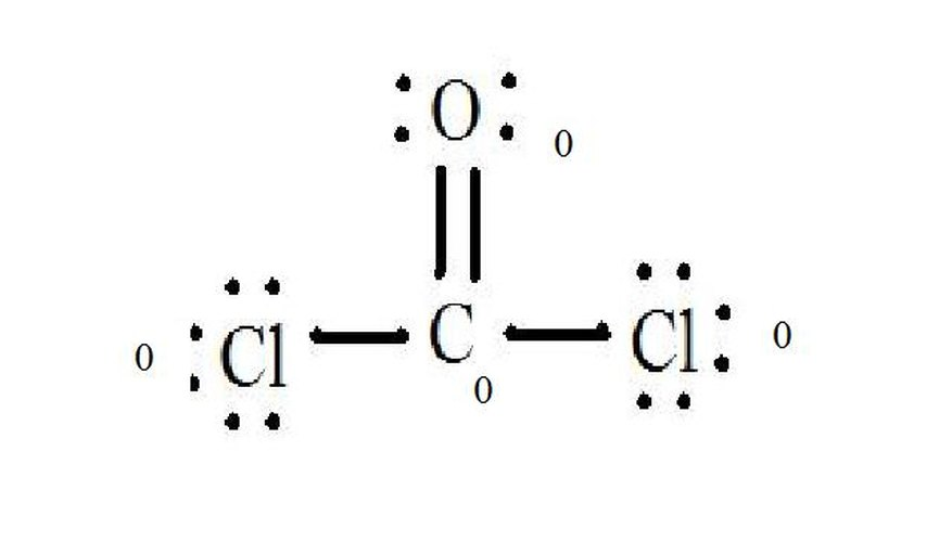 how to calculate the formal charge of cocl2