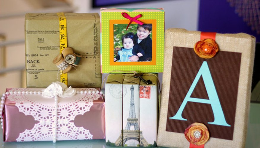 5 Gift Wrap Ideas for Mother's Day