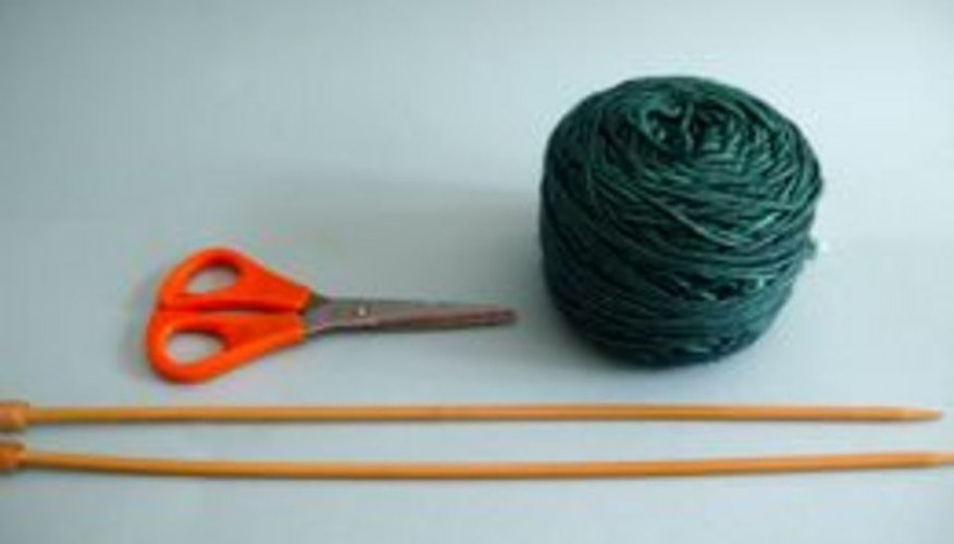 You'll need basic knitting supplies.