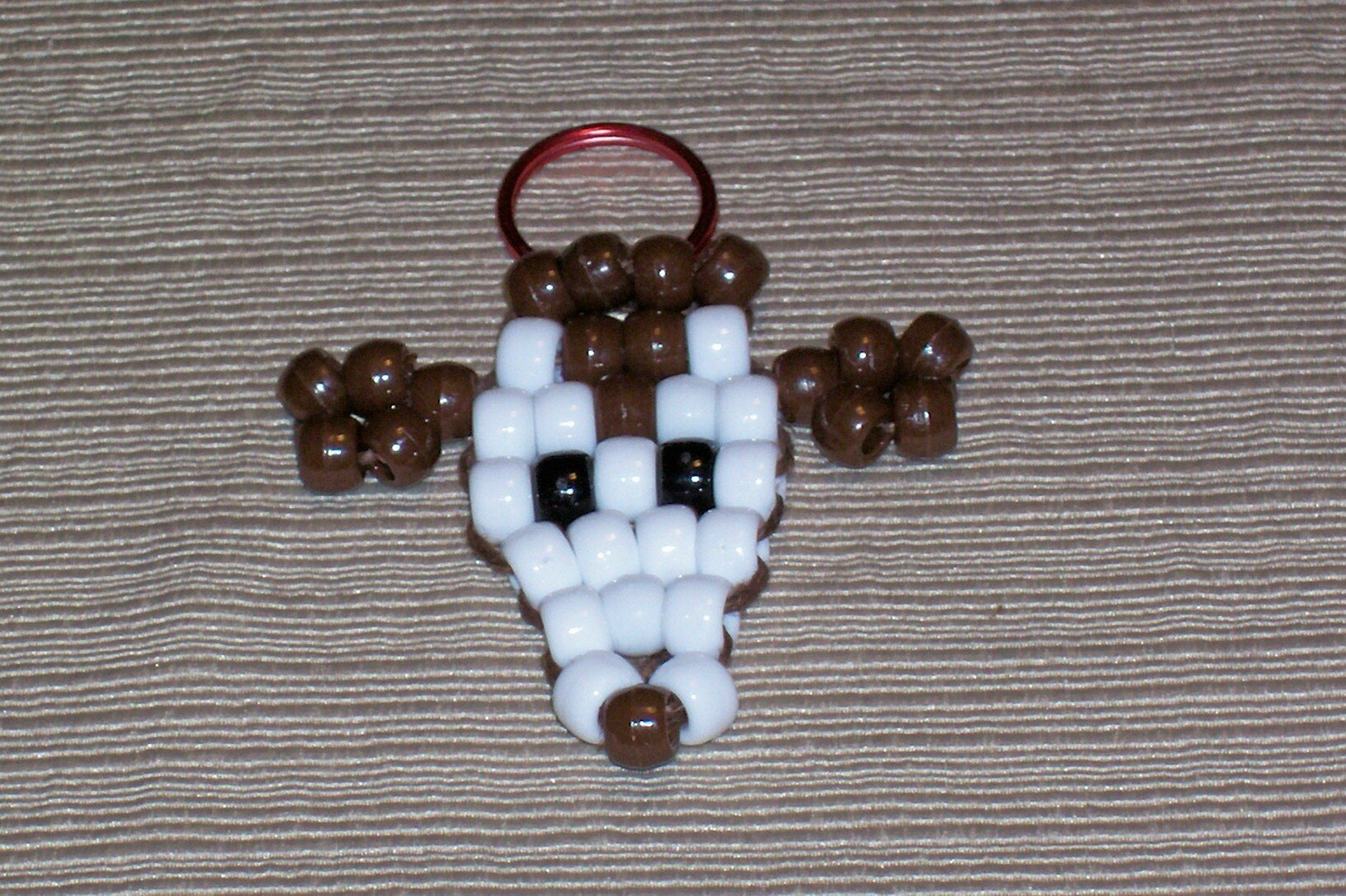 26 Gauge Wire >> How to Make a Beaded Animal Keychain | eHow