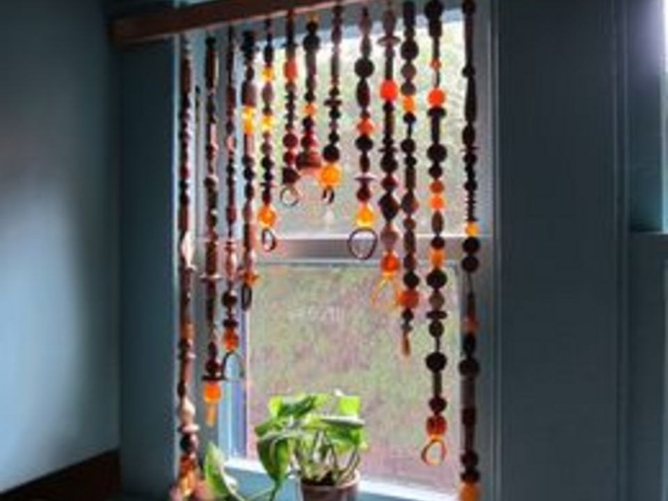 How To Make A Bead Curtain With Pictures Ehow