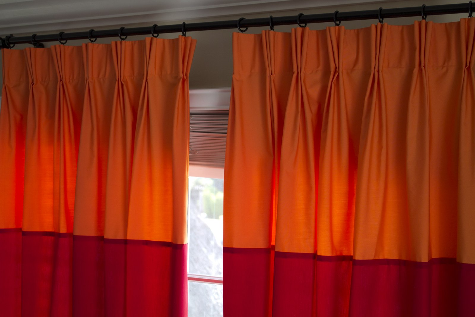 How To Make Pinch Pleat Drapes With Pleat Tape Ehow