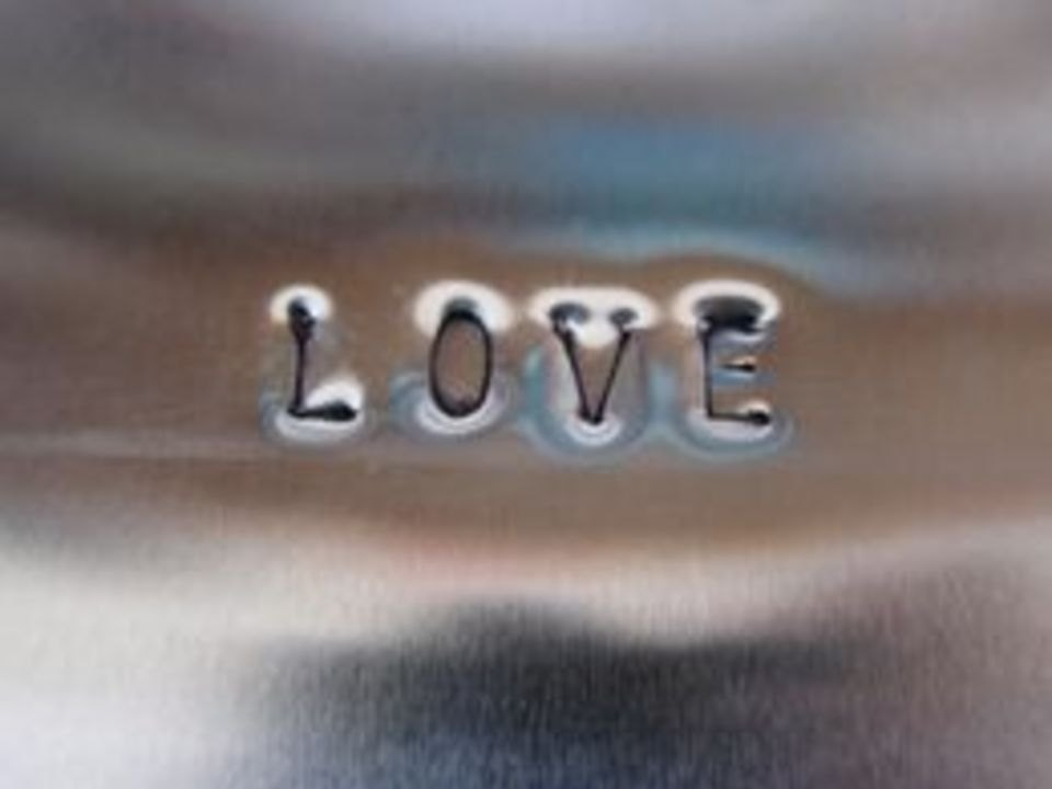 How To Stamp Letters Into Metal With Pictures Ehow