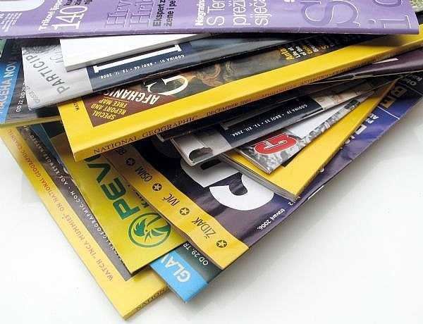 How To Recycle Old Magazines Ehow