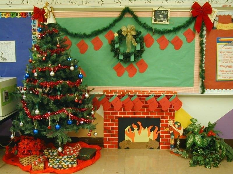 How To Hold A Classroom Christmas Celebration Ehow