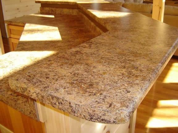 About Kitchen Countertops Ehow