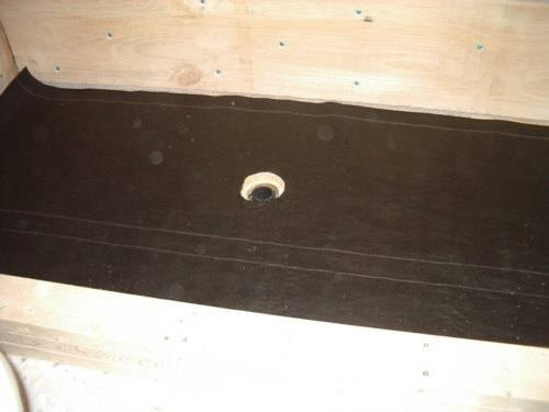 How To Install Shower Pan Liners Ehow