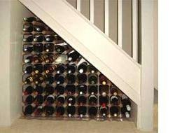How To Build An Under The Stair Wine Rack Ehow
