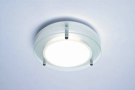 How to Install a Ceiling Light Cover | eHow